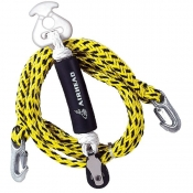 AHTH-3 Self-Centering Tow Harness - 2 Riders Self-Centering