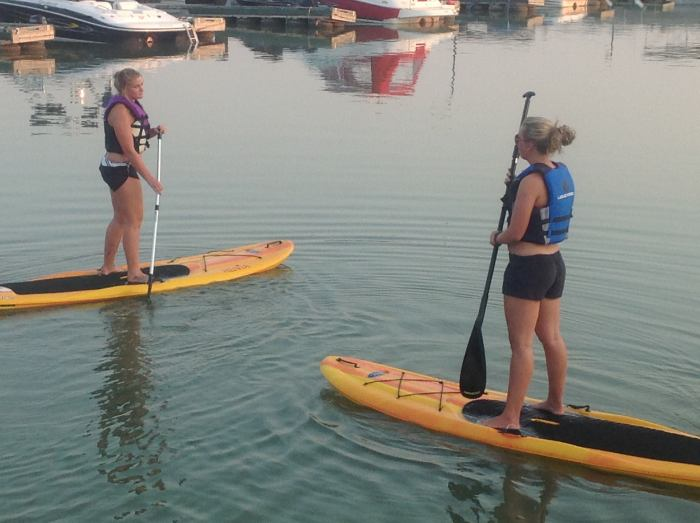 Stand-up Paddle Board Rentals