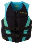 Women's Neoprene Flex-Back Vest