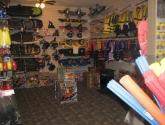 Sask Landing Marina Store - Water Toys