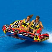 Chariot Warbird 2 Towable Water Toy